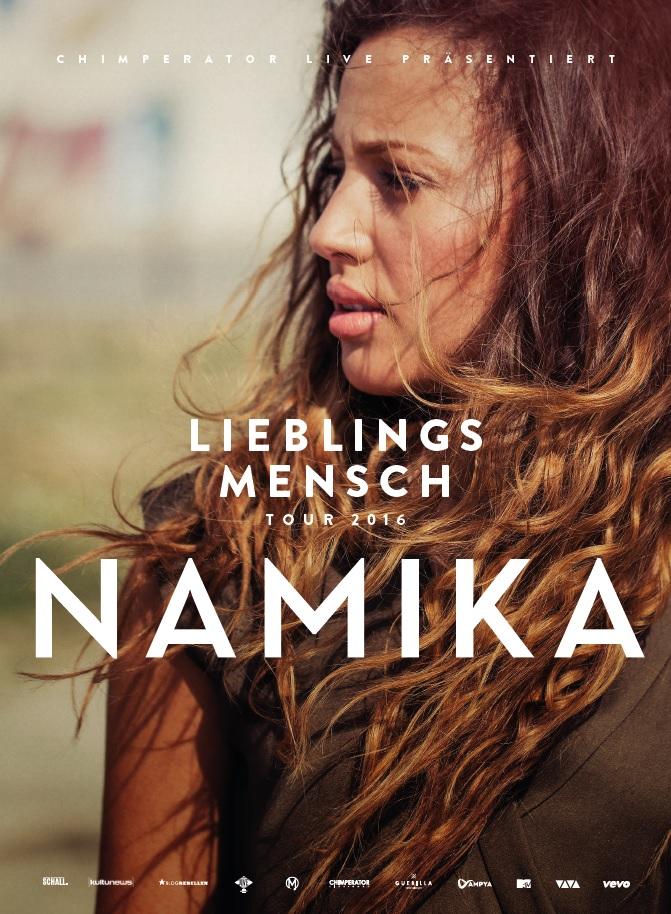 Namika Alben
